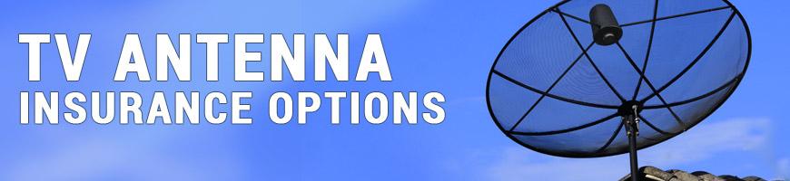 TV Antenna Installer Insurance Options