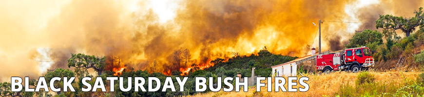 Record Liability Claim Following Black Saturday Bush Fires