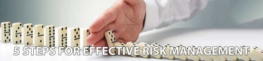 5 Simple Steps for Effective Risk Management