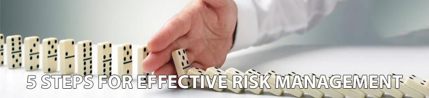 5 Simple Steps for Effective Risk Management