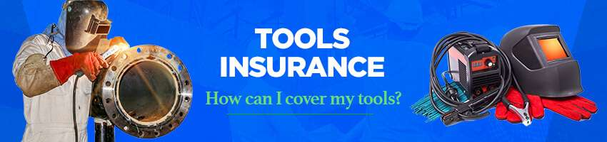 Tradies Tools Insurance Cover