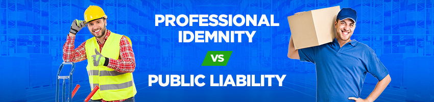 Difference between Public Liability and Professional Indemnity Insurance